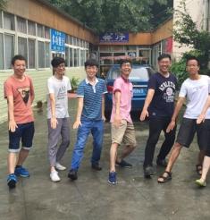 凝聚青春正能量  三六三医院第一团支部组织开展团青户外拓展活动