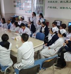 加强沟通交流  促进和谐合作 ——三六三医院检验科走进临床科室