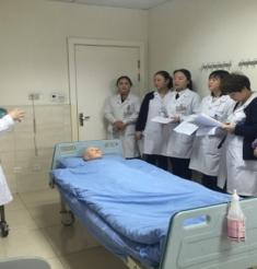 三六三医院患者综合服务中心组织开展急救技能培训