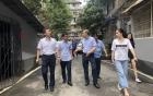 安全重于泰山——院领导深入学生宿舍开展专项调研