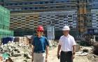 中航资产综合管理部副部长肖海峰赴三六三医院犀浦院区考察指导