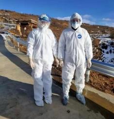 冲在抗击疫情一线,援藏医疗队越是艰险越向前