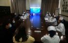 我院举行护理本科实习生毕业论文指导会