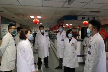 三六三医院开展节前医疗质量与医疗安全大检查