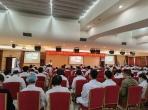 三六三医院召开党史学习教育动员部署大会暨专题培训讲座
