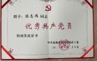"""【喜报】三六三医院陈志伟获评成都市委国资国企工委""""优秀共产党员""""荣誉称号"""