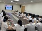 三六三医院各党支部召开党史学习教育专题组织生活会